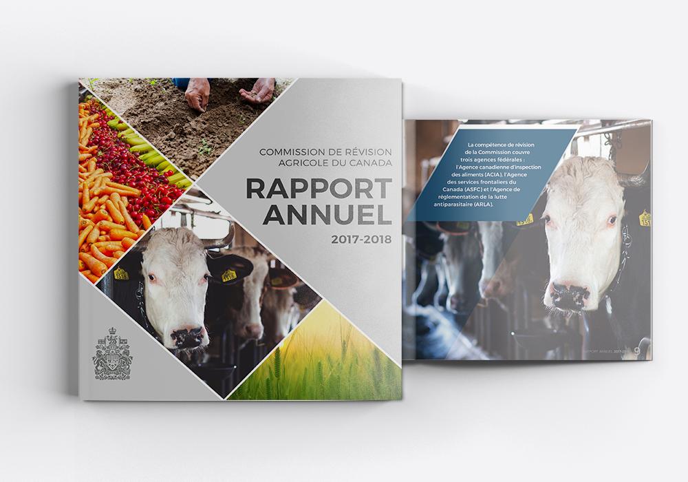 Commission de révision agricole du Canada